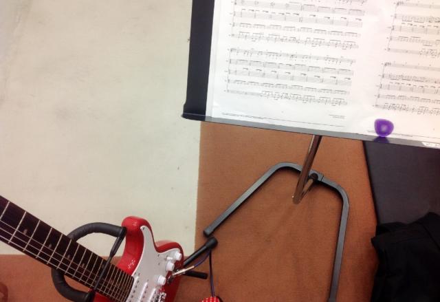 ギター&ピック