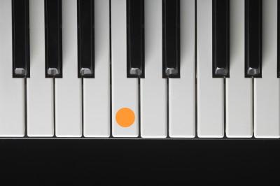 ピアノ ド