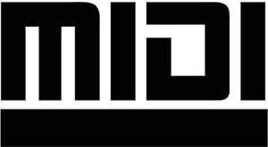 MIDIロゴ