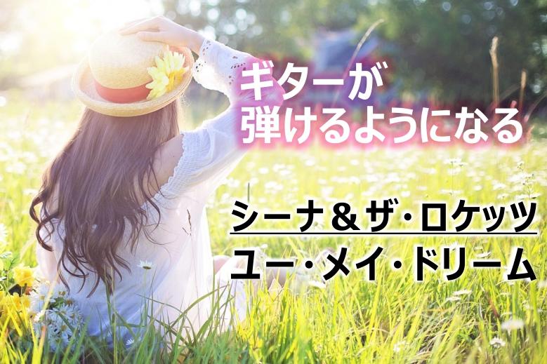 シーナ&ザ・ロケッツ/ユー・メイ・ドリーム