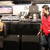 BMS新年会2014 ダンスパーティー-DJセッティング