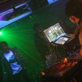 BMS新年会2014 ダンスパーティー-DJプレイ