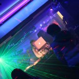 BMS新年会2014 ダンスパーティー-女性DJ
