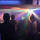BMS新年会2014 ダンスパーティー-盛り上がる観客