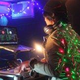 BMS新年会2014 ダンスパーティー-DJ光る