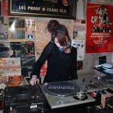 BMS新年会&生徒同士の懇親会 DJダンスナイト飛び込みセッションナイト-DJプレイ女性