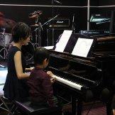 BMSオータムライブ2019 -親子ピアノ連弾
