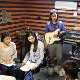家庭での録音を想定したセルフレコーディング特別講習会-ギター実演