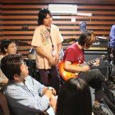 家庭での録音を想定したセルフレコーディング特別講習会-レコーディングを行う
