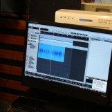 家庭での録音を想定したセルフレコーディング特別講習会-モニター波形