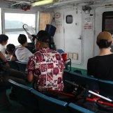 BMSサマーキャンプ2015-船の中