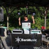 BMSサマーキャンプ2015-DJステージ