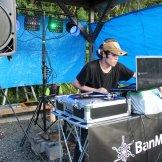 BMSサマーキャンプ2015-DJプレイ男性