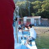 BMSサマーキャンプ2015-船の上