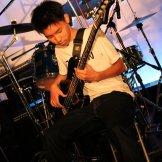 BMSサマーライブ2014 バンド系学科-ベースソロ