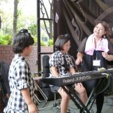 BMSサマーライブ2011-ピアノ演奏