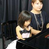 BMSサマーライブ2013 初日 ピアノ・クラッシック部門-子供ピアニストと連弾