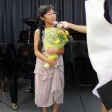 BMSサマーライブ2013 初日 ピアノ・クラッシック部門-子供ピアノ花束