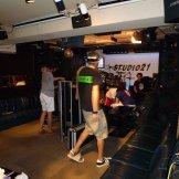 BMSサマーライブ2013 二日目 バンド系学科&DJダンスパーティー-DJ準備中