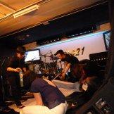 BMSサマーライブ2013 二日目 バンド系学科&DJダンスパーティー-ステージ準備