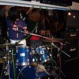 BMSサマーライブ2013 二日目 バンド系学科&DJダンスパーティー-ドラムセット