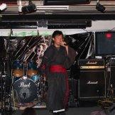 BMSサマーライブ2013 二日目 バンド系学科&DJダンスパーティー-着物で歌う