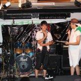 BMSサマーライブ2013 二日目 バンド系学科&DJダンスパーティー-ボーカルインタビュー