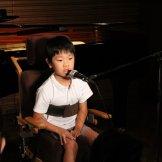 BMSサマーライブ2014 クラッシック部門-子供ピアノインタビュー