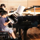 BMSサマーライブ2014 クラッシック部門-ピアノ連弾