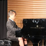 BMSオータムコンサート2015 クラッシック部門-男子ピアノ演奏