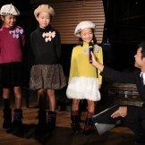 BMSオータムコンサート2015 クラッシック部門-姉妹3人インタビュー