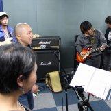 ナイトジャム 2012/10/20(土)譜面台と楽譜