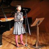 BMSオータムコンサート2017 クラッシック部門-歌う女性