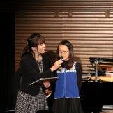 BMSオータムコンサート2016 クラッシック部門-女子インタビュー