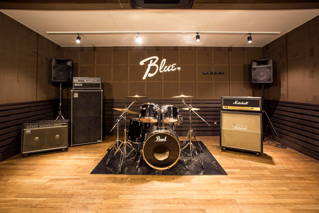 ブルー音楽スタジオ