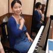 ピアノ体験レッスンレポート