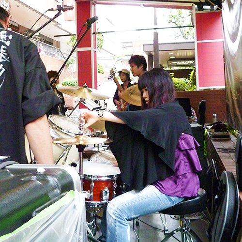 ドラム教室 イベント写真