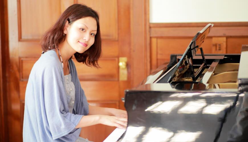 ジャズピアノレッスンの画像
