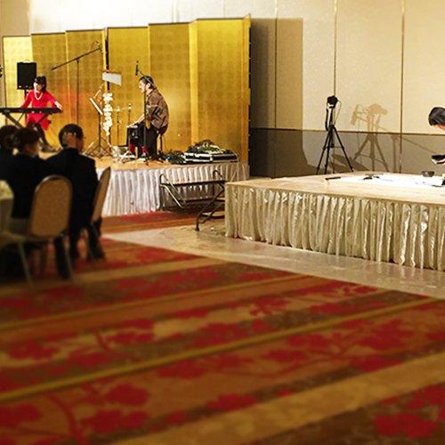 ラテンパーカッション教室 イベント写真