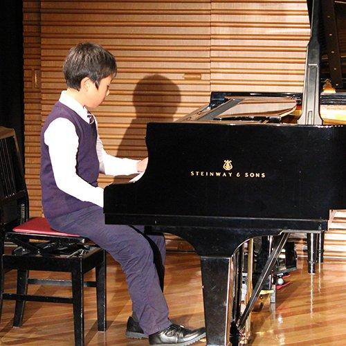 ピアノ教室 イベント写真