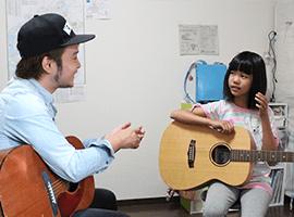 ギター教室の画像