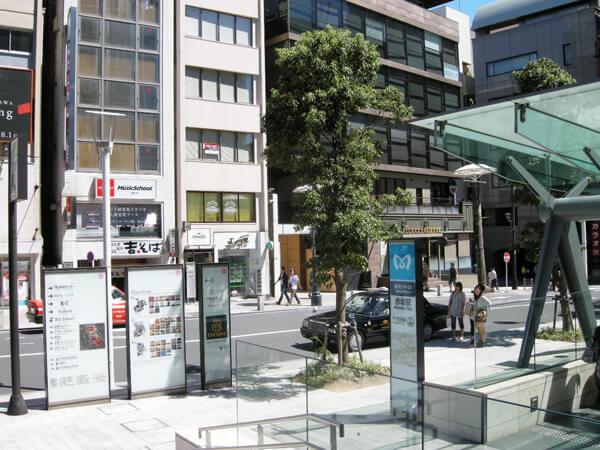 サウンドスタジオノア赤坂店2