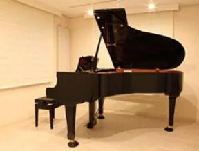 piano studio STU