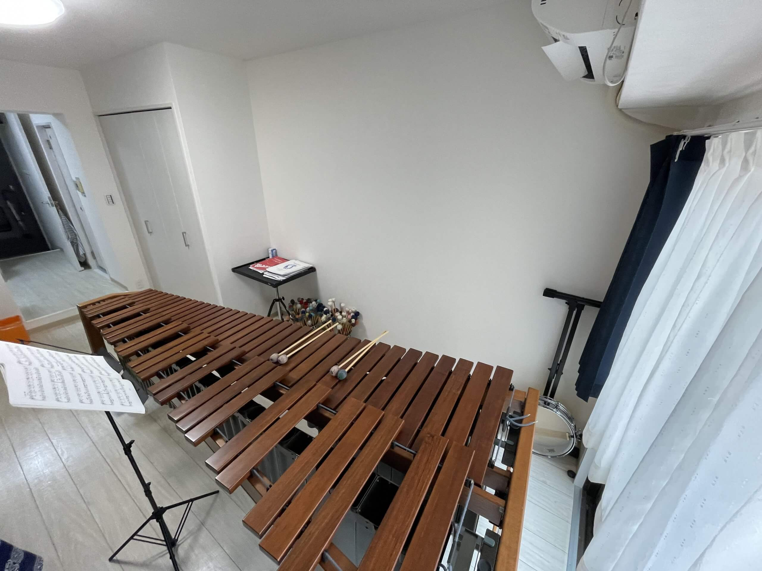 玉出マリンバ教室3