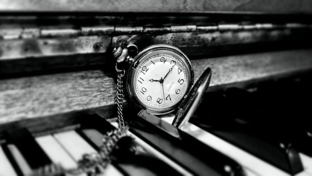 ピアノ練習時間